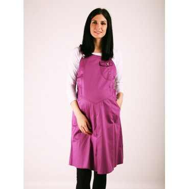 Maternity Clothes Gardener Mini Dress