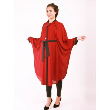 Pregnant Air Conditioning Fabric Cool Poncho