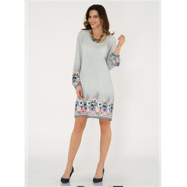 Maternity Wear Colored Couture Tunic