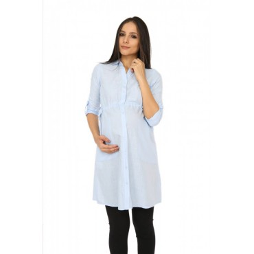 Maternity Clothes Tunic Shirt