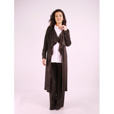 Maternity Clothes Curly Velvet Team