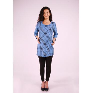 Pregnant Clothing Plain Pattern Suicidal Tunic