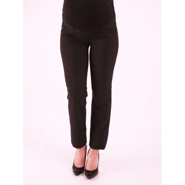 Maternity Clothing Power Stretch Pipe Pants Trousers