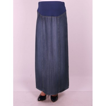 Tencel Pencil Skirt