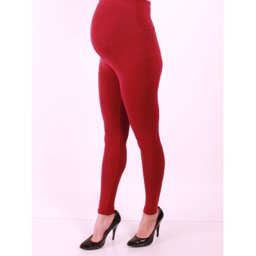Pregnant Cotton Flexible Tights
