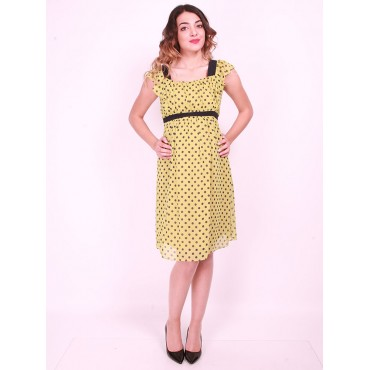 Maternity Wear Point Drain Dress
