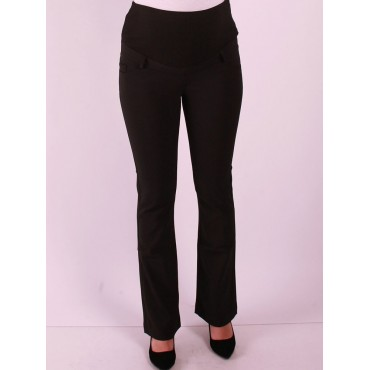 Maternity Clothing Power Stretch Spanish Pants