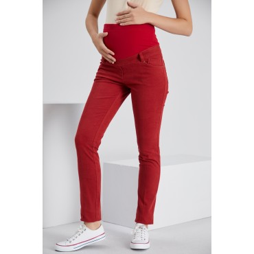 Pregnant Canvas Iron Tracer Sport Pants