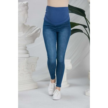 Maternity jeans tights