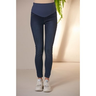 Slim Fit Stretchy Jeans Maternity Pants