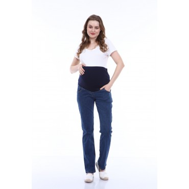 Mommy Cut Trousers Maternity Jeans