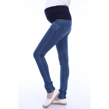 Carrot Stretchy Maternity Jeans