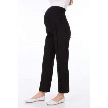 Comfortable Fit Staple Leg Maternity Tracksuit Bottoms
