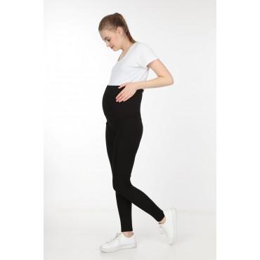 Pregnant Viscose Lycra Full Length Leggings