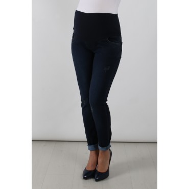 Slim Fit Trousers Maternity Jeans