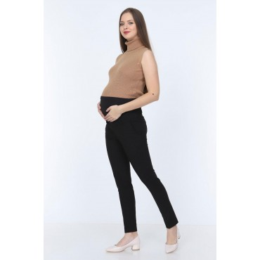 Wrist Length Narrow Legs Pregnant Pants