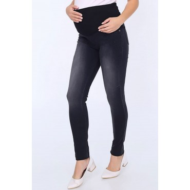 Slim Fit Wrist Length Maternity Jeans