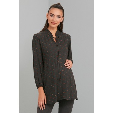 Wool Viscose Maternity Tunic