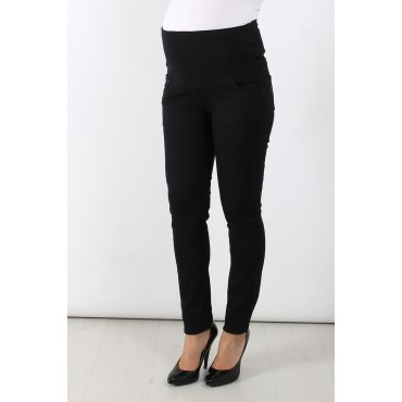 Slim Fit Narrow Hem Trousers