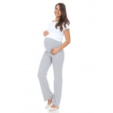 Pregnant Sports Sweatshirt Bottom