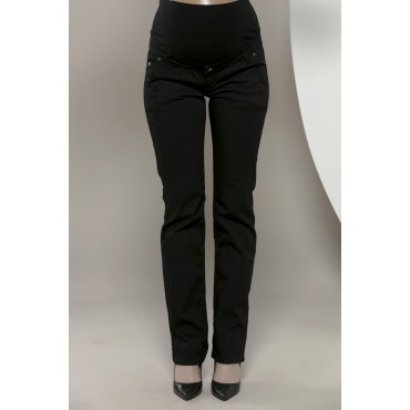 STubular Leg Sports Cotton Lycra Maternity Pants