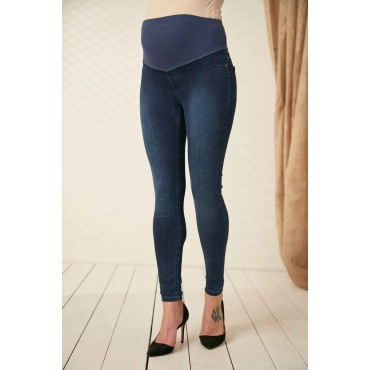 Lycra Maternity Slim Fit Jeans