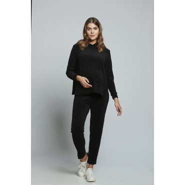 Ludo Towel Tissue Maternity Sweat Suit