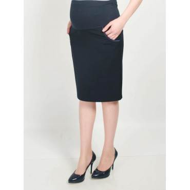 Pocket Mini Pencil Skirts Maternity Clothes