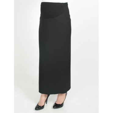 Maternity Clothes Off Battery Pencil Skirt