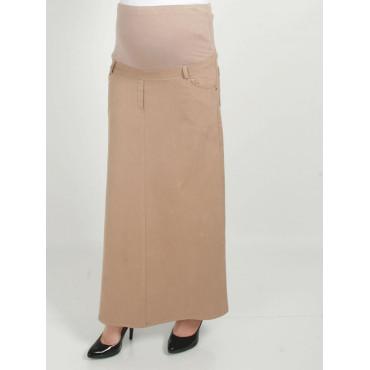 Cotton Maternity Skirt Sports