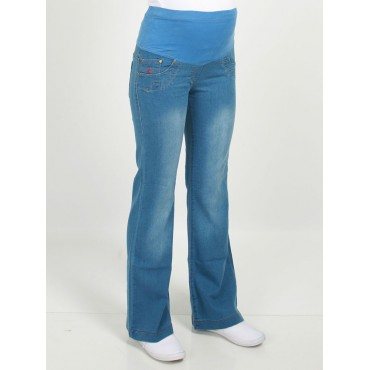 Maternity Wear Flared Jeans