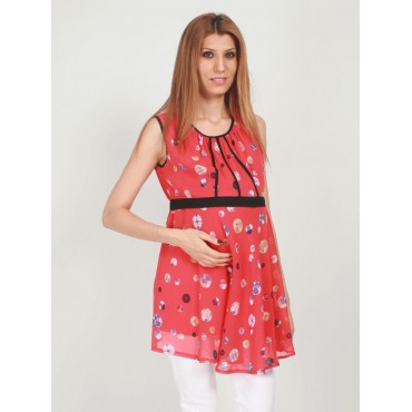 Maternity Tunic Skirt Model Mevlana