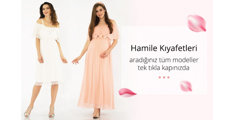 Pregnant Clothing Models