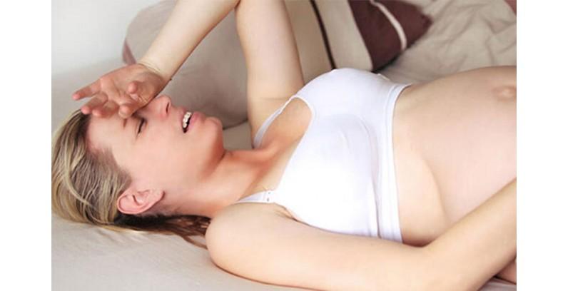 Common Nightmare of Pregnant Women: Insomnia
